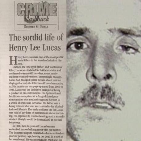 HenryLeeLucasArticle1