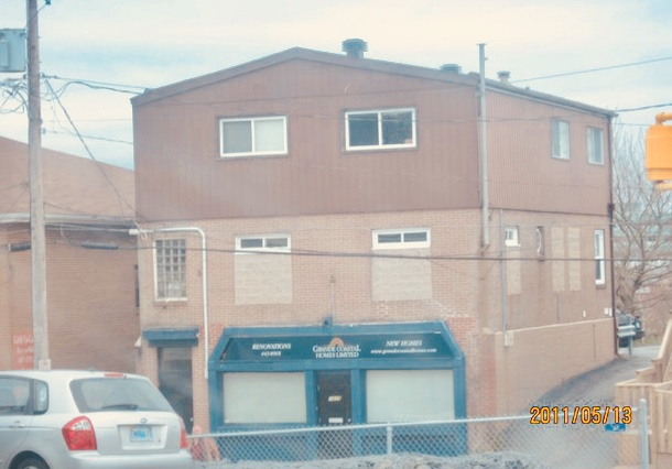 Derry 7 - HA clubhouse